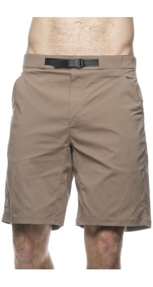 Houdini M's Crux Shorts Cheroot Brown
